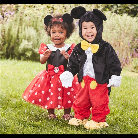costumes disney mickey mouse toddler costume poshmark disney mickey mouse toddler costume
